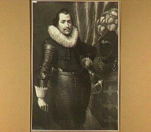 Portret van een man, mogelijk Walraven IV van Brederode (?-1620)