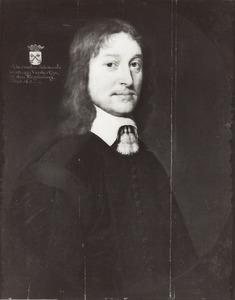 Portret van Alexander Schimmelpenninck van der Oye (1613-1670)