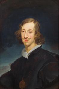 Portret van Leopold Wilhelm, aartshertog van Oostenrijk (1614-1662)