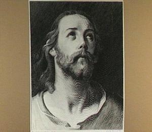 Christus, omhoog blikkend