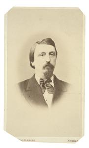 Portret van Jacob Adriaan van Hasselt (1835-1897)