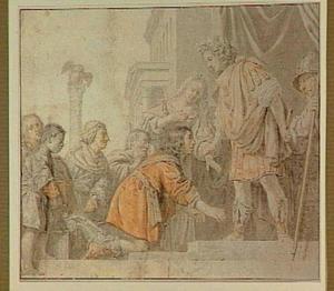 De grootmoedigheid van Scipio Africanus