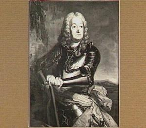 Portret van Samuel Louis de Constant Rebecque (1676-1756)