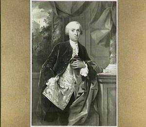 Portret van Jacob van der Heim ((1727-1799), secretaris van de Admiraliteit op de Maze, raadsman van Willem V