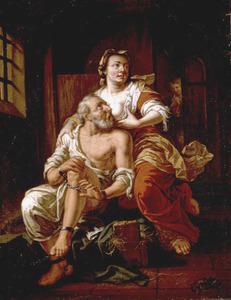 Cimon en Pero (Caritas Romana)