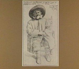 Portret van Jan Jansz. van Ermelo (?-1640), koster van de Mariakerk te Utrecht