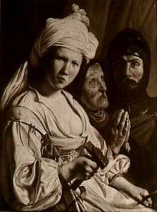 Jael, Debora en Barak
