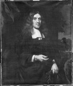 Portret van Wigbold Slicher (1627-1718)