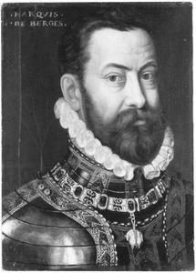 Portret van Jan van Glymes (1528-1567), markies van Bergen op Zoom