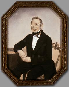 Portret van Petrus Franciscus van den Berg (1798-1867)
