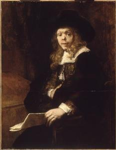 Portret van Gerard de Lairesse (1641-1711)