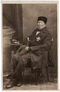 Portret van Boldewijn Reint Wolter Sloet (1773-1863)