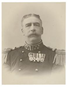 Portret van Cornelis Karel van der Wyck (1846-1923)