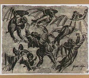 Vluchtende demonen