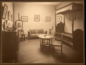 'Thijs Maris-kamer' in de Rijksacademie te Amsterdam, 1923-1931