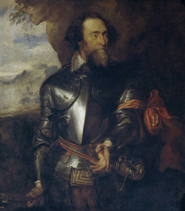 Portret van graaf Hendrik van den Bergh (1573-1638)