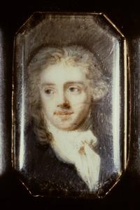Portret van Arnoldus Lamme (1771-1856)