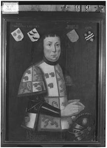 Portret van Jacob van Serooskerke ( -1531)