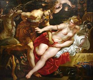 De verkrachting van Lucretia