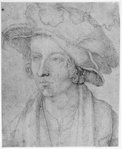 Portret van de kunstenaar Joachim Patinir (?-1524)