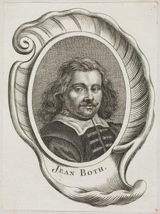 Portret van Jan Both (....-1652)