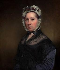 Portret van Anna Maria van Heekeren (1763-1824)