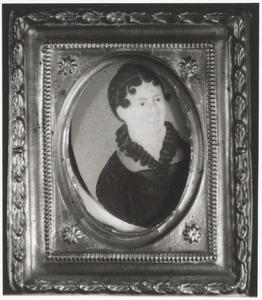 Portret van Aleida Johanna van Ingen ( -1849)