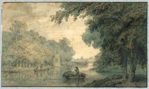 De Eerste Kruisvaart te Utrecht gezien naar de Nieuwe Leidschevaart