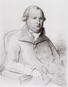 Portret van Alexander Diederik van Omphal (1752-1813)