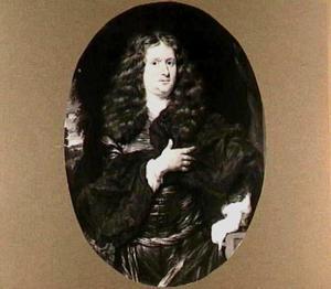 Portret van Cornelis Munter (1652-1708)