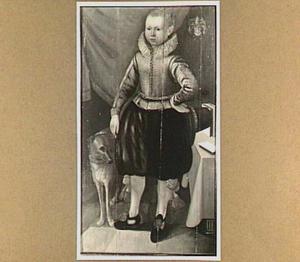 Portret van  een jongen, waarschijnlijk Haringh Roorda (van Tjummarum)