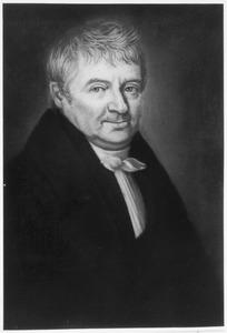 Portret van Pieter ten Bosch ( -1839)