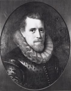 Portret van een man uit familie de Voocht van Rijnevelt