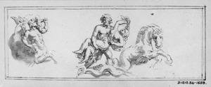 De ontvoering van Proserpina (Ovidius, Metamorfoses 5:391)