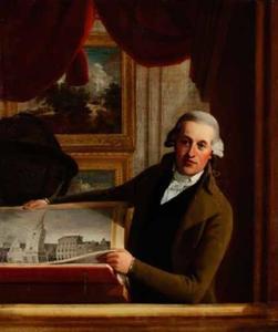Portret van Gerrit van der Pals (1742-1839)