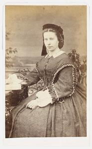 Portret van Margaretha Catharina de Kok (1839-1900)