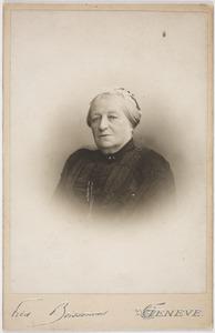 Portret van Henriette Louise Labouchere (1820-1901)