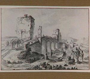Rome, de Ponte Molle (Milvio)