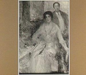 portret van de heer en mevrouw Singer-Brugh