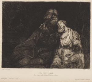 Juda en Thamar  (Genesis 38:15-17)