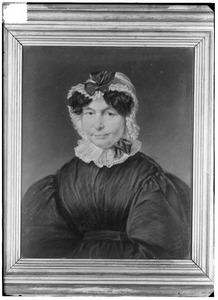 Portret van Maria Elisabeth Geertruida de Beyer (1778-1845)