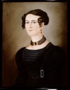 Portret van Bastianette Mar. Adriana Const. Jackson (1802-1884)