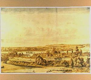 De Oude Haven te Arnhem, gezien vanuit het noorden
