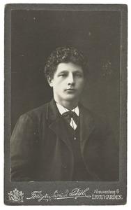 Portret van Gerrit Krol