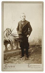 Portret van Wopke de Gavere (1889-1970)