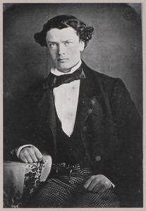 Portret van Samuel Dunlop (1831-1903)