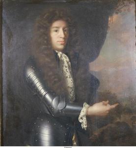 Portret van Diederik Hoeufft (1648-1719)