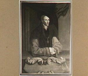 Portret van Graaf Edzard I van Oostfriesland (1462-1528)