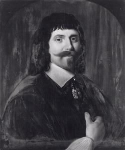 Portret van Hendrick de Roy (1598-1679)