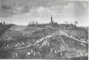 Vergeefse bestorming van Aardenburg door de Fransen in 1672